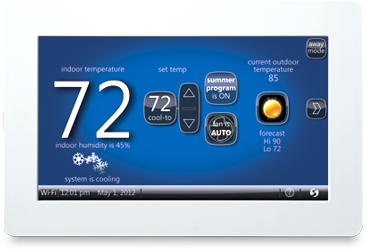Comfort Sync(TM) Thermostat | Armstrong Air | Home HVAC